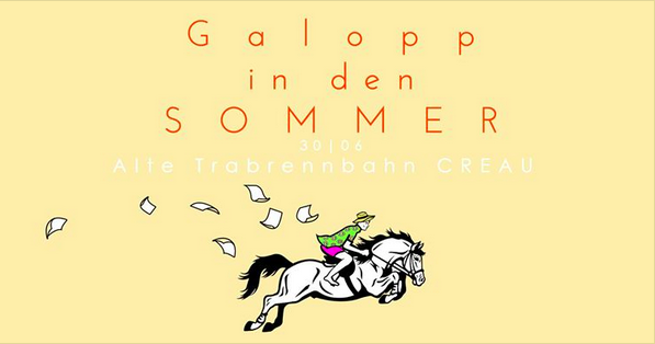 Galopp in den Sommer