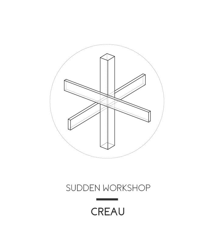 Eröffnung der Projekte vom Sudden Workshop CREAU