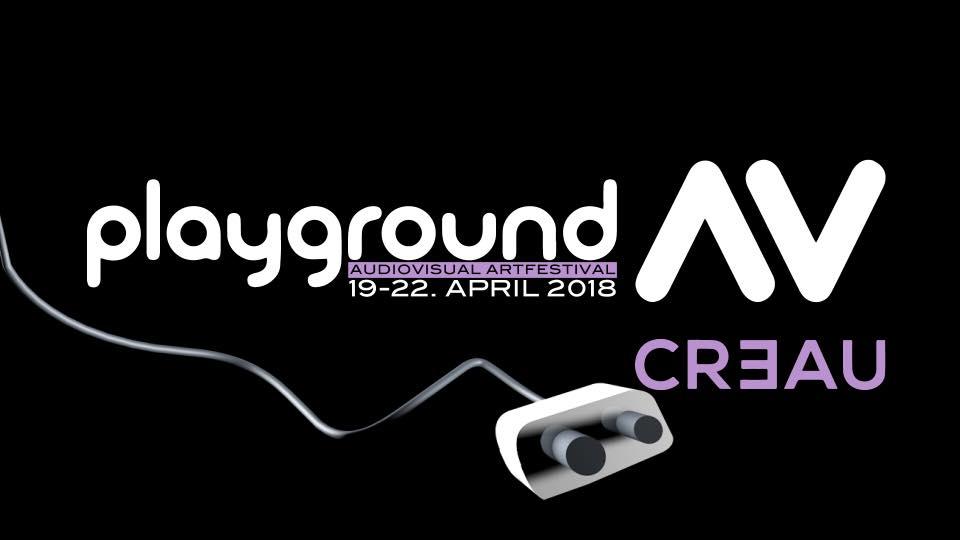 Playground Festival –  AudioVisual Art Festival