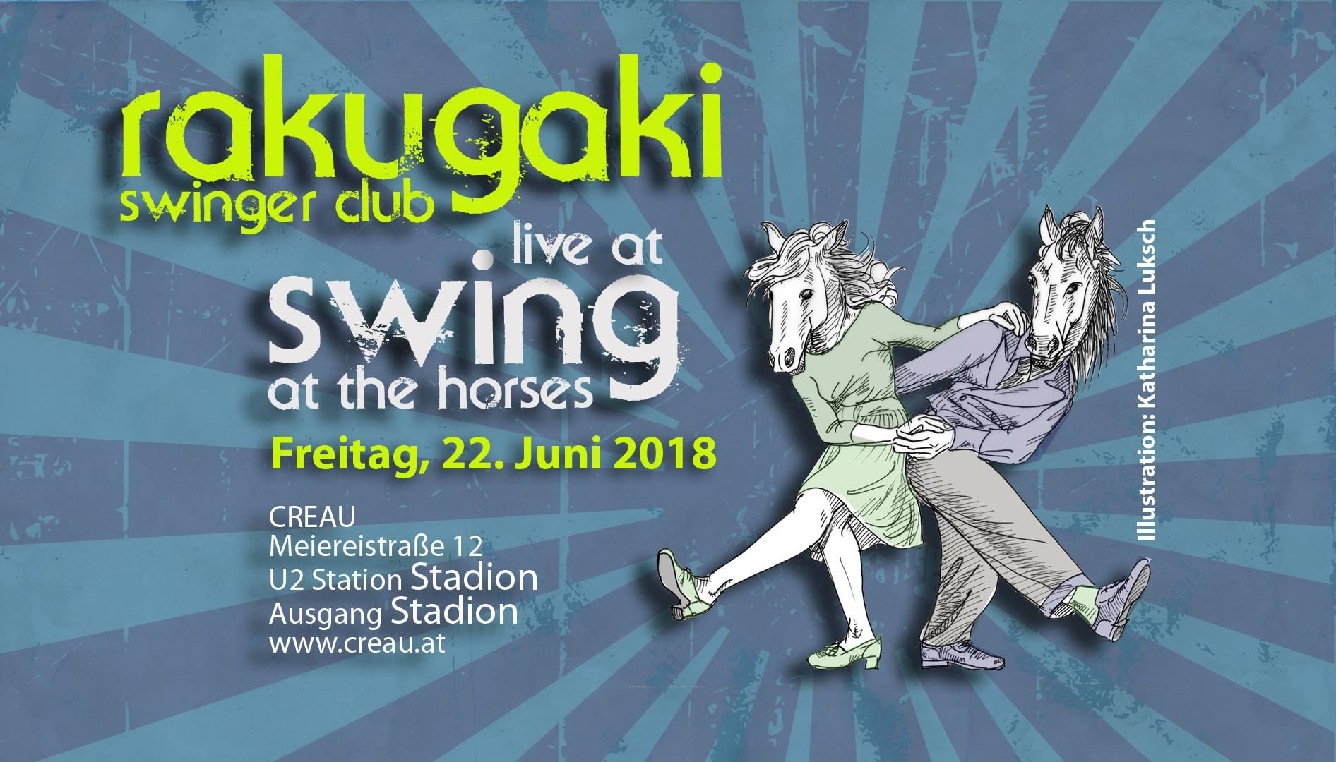 Swing at the horses rakugai swinger club